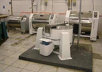 Empresas de lavanderia industrial