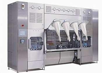 Macacão de segurança para produtos quimicos