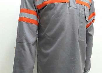 Higienização de uniformes industriais