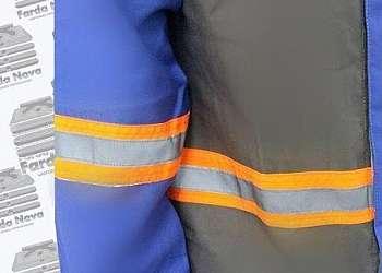 Macacão uniforme profissional