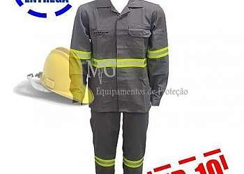 Uniformes para eletricista conforme nr10
